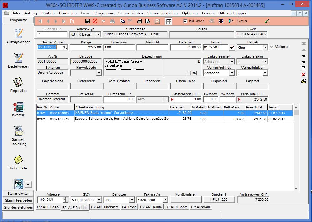 Internetappelektronische Formulare Archive Curion Informatik Ag