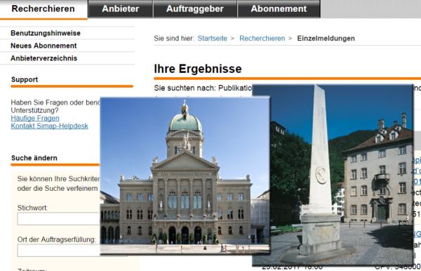 Submissions-Verwaltung (BVFD)